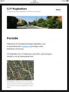 G/F Rugbakken mobil